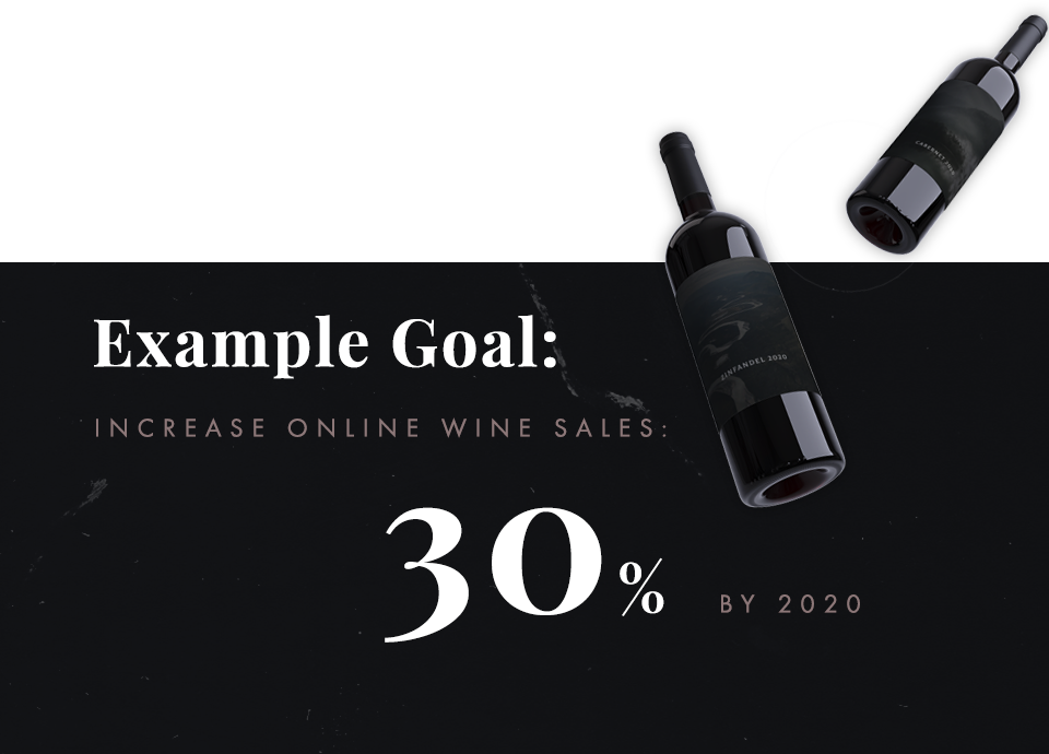 increase wine sales graphic