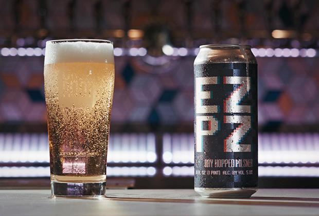 ipa beer product video shot