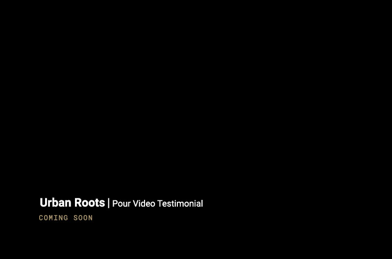 urban roots testimonial coming soon graphic