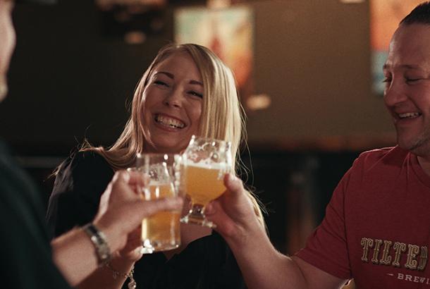 titled mash beer customer video